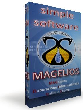 Cofanetto Magelios